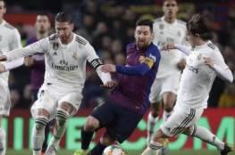 ميسي يحرج ريال مدريد بمراوغاته في 27 دقيقة
