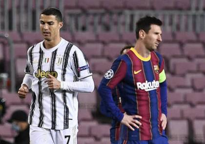 لهذا السبب..تواجد منشور عن رونالدو في غرفة خلع الملابس لنادي برشلونة (صورة)