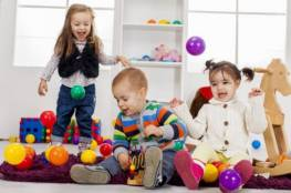 """""""الصحة العالمية"""" توصي زيادة فترات اللعب لدى الأطفال"""