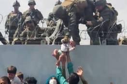 فيديو أثار ضجة..البنتاغون يوضح حقيقة اللقطات الصادمة لتسليم طفل أفغاني رضيع للمارينز