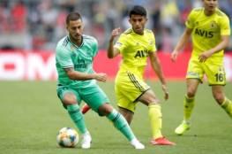 هازارد: حلمت دائماً باللعب لريال مدريد وزيدان قدوتي
