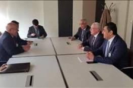 المالكي يلتقي وزراء خارجية بولندا والبرتغال ولوكسمبورغ
