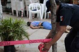 المكسيك تسجل رقما قياسيا في جرائم القتل عام 2018