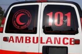 إصابة 7 مواطنين بإنقلاب حافلة في عزون
