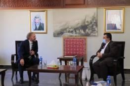 """سلمان يُرحّب بـ"""" توأمة"""" بين مدينتي بيت لحم وموستا في البوسنة والهرسك"""