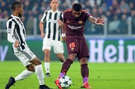 فيديو.. برشلونة يخطف ورقة التأهل بالتعادل مع يوفنتوس