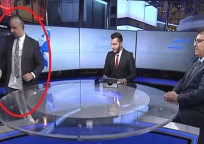 فيديو: صحفي إسرائيلي ينسحب من مناظرة احتجاجا على شتم الملك السعودي