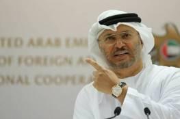 قرقاش يرد على تصريحات الغنوشي: يزج باسم الإمارات لتبرير تقصيره
