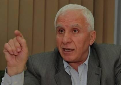 وفد فتح برئاسة الاحمد يغادر إلى موسكو الأحد القادم
