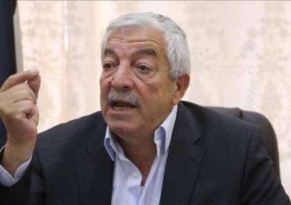 العالول يكشف عن تواصل مع القيادة الفلسطينية وإسرائيل لإعادة عملية السلام