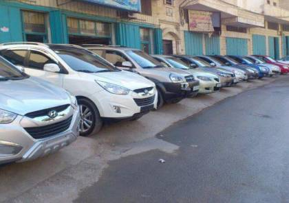 """السماح لاهالي غزة بتملك مركبات """"الديزل"""" في الأردن حيز التنفيذ"""