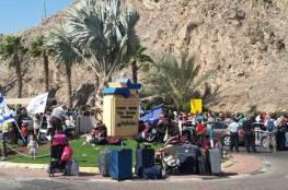 فتح معبر طابا أمام فلسطينيي الداخل لقضاء عطلة العيد في سيناء