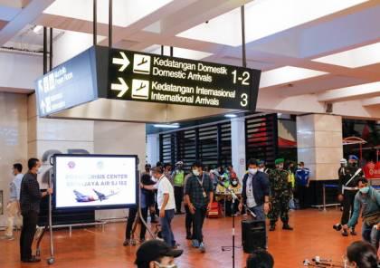 البحرية الإندونيسية تحدد موقع سقوط الطائرة المنكوبة في بحر جاوة