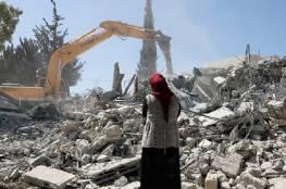 """""""عير عميم"""": الاحتلال سجل رقماً قياسياً جديداً في عدد المنازل التي هدمها في القدس"""
