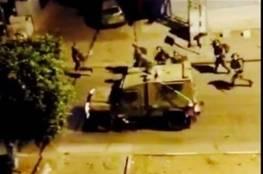 الاحتلال يستولي على مركبات واموال بالضفة واصابات بمواجهات في الدهيشة
