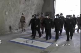 بالفيديو: الحرس الثوري الإيراني يكشف عن قاعدة صواريخ تحت الأرض على سواحل الخليج