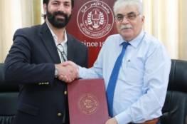 جامعة الأزهر توقع مذكرة تفاهم مع مؤسسة ريتش اديوكيشن فند لتقديم منح دراسية للطلبة