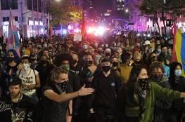 """إطلاق احتجاجات """"صناديق البريد"""" تشكيكا بدقة نتيجة الانتخابات في الولايات المتحدة... فيديو"""