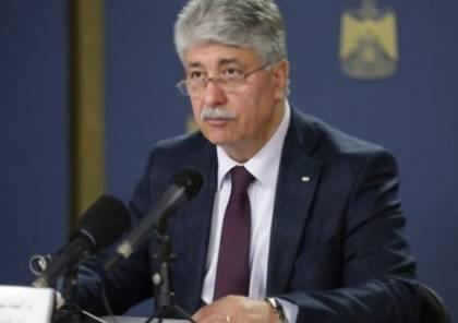 وزير التنمية : صرف دفعات مالية لـ360 أسرة من قطاع غزة حجبت سابقا
