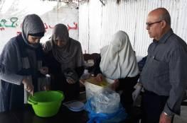 """""""الإغاثة الزراعية"""" تنظم دورة تدريبية لرياديات الأعمال بغزة"""
