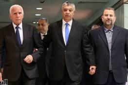 """وفد أمني مصري يصل الاثنين ولجنة فصائلية لمتابعة """"التمكين"""""""