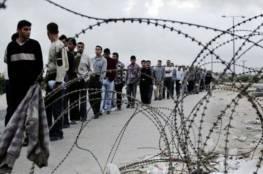 إسرائيل تسمح بدخول العمال اعتباراً من الأحد وسط أزمة كورونا
