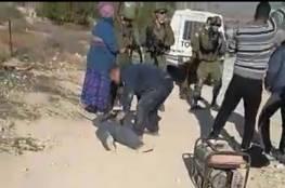 إصابة مواطن برصاص الاحتلال جنوب الخليل