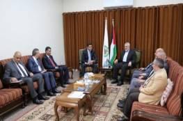 الوفد الأمني المصري يتحرك بين غزة ورام الله وتل أبيب لتثبيت «التهدئة»