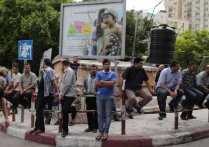 158 ألف عامل متضررين من كورونا في غزة
