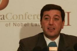 """صورة.. نائب أردني يسأل رئيس الحكومة الخصاونة: """"أين باسم عوض الله؟"""""""
