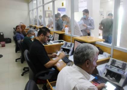 العمل بغزة: صرف الدفعة الثانية للعمال المتضررين من العدوان الاسرائيلي