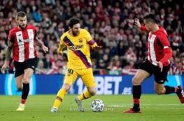 فيديو.. بيلباو يطيح ببرشلونة من كأس المفاجآت