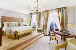 صور: فندق ألماني رفض استقبال ترامب وحجزه الملك سلمان.. هذا ما سيقدّمه للسعوديين