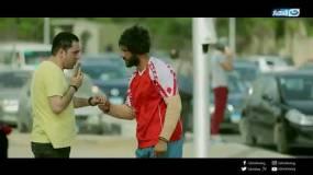 اللاعب محمد شوقى يتسول أمام بوابة النادى الأهلى ويمنع من الدخول