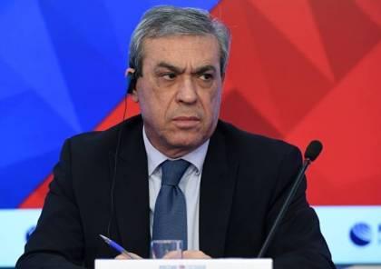"""سفيرنا لدى روسيا ينفي إدلاءه بتصريحات حول شبه """"جزيرة القرم"""""""