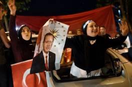 أردوغان: الشعب كلفني بمهمة رئاسة الجمهورية