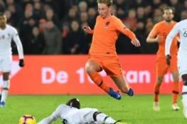 فيديو.. هولندا تقهر بطل العالم وترسل ألمانيا للمستوى الثاني