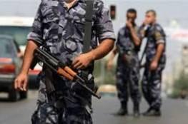 داخلية غزة تنظم مناورة شاملة