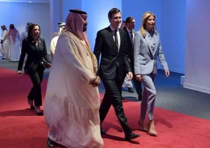 الرياض : بن سلمان يلتقي مبعوثي ترامب وغزة في صلب المحادثات