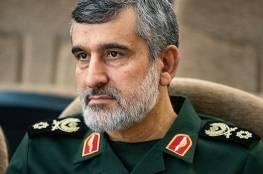 """قائد الصواريخ في الحرس الثوري: 11 طائرة اميركية اجلت المصابين من """"عين الاسد"""""""