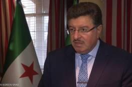 المعارضة السورية تدعو لمحادثات مباشرة مع الحكومة