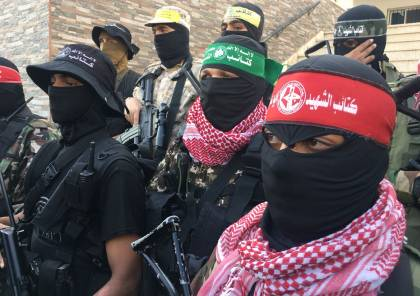 الغرفة المشتركة لفصائل المقاومة : جاهزون لرد أي عدوان عن قطاع غزة