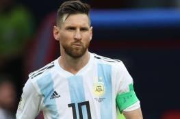 ميسي: منتخب الأرجنتين سيكون قويًا للغاية