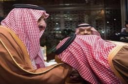 فيديو.. الأمير محمد بن سلمان يقبل قدم والده الملك