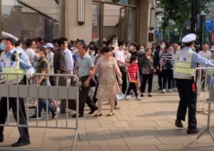 الصين 425 مليون رحلة سياحية داخلية بالصين وسط كورونا. البلاد تقضي أول عطلة منذ تفشي الوباء