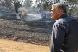 """""""لابيد"""" : قوة الردع الاسرائيلية انهارت في غزة ويجب توجيه ضربة قوية لحماس"""