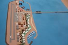 خبير اسرائيلي: سواحل غزة مناسبة لانشاء جزيرة صناعية وذلك سيصب في مصلحة اسرائيل