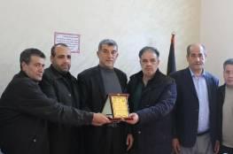 لقاء مشترك يجمع قادة تيار الإصلاح الديمقراطي وحركة الجهاد الإسلامي شمال القطاع