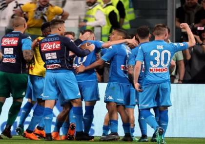 معجزة إلهية قد تهدي نابولي لقب الدوري الإيطالي