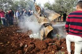 التفاصيل الكاملة حول طائرة F16 التي أسقطتها صواريخ سام 5 السورية؟